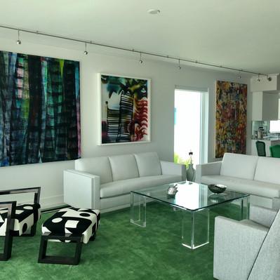 1814 Sofa & Loveseat + 1733 Chairs