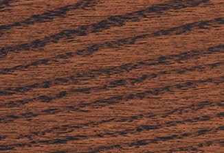 Red Mahogany Wood Finish