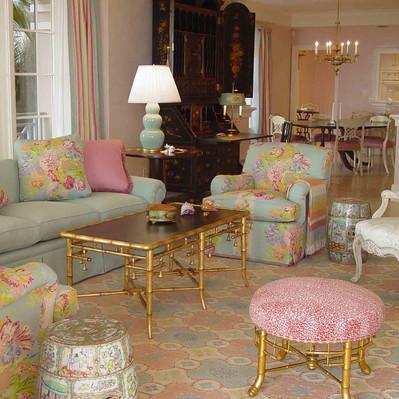 Custom Sofa & Chairs