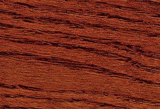 Sedona Red Wood Finish