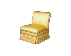 8803 Slipper Chair