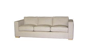 7015 Sofa w block legs