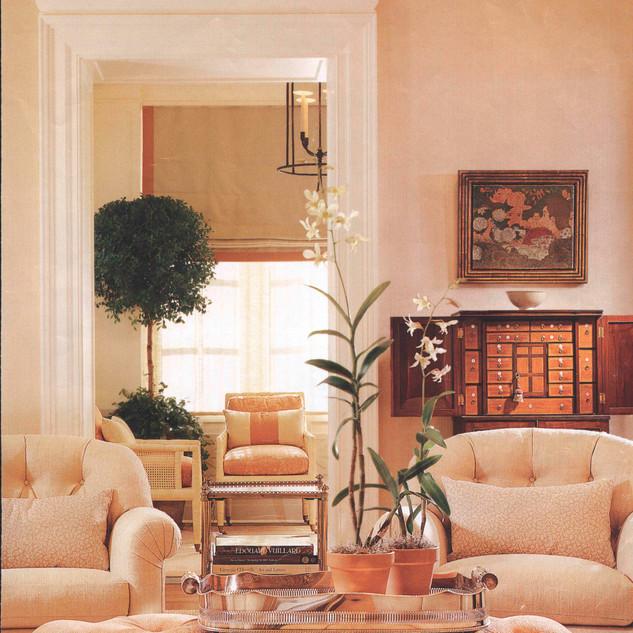 3313-1 Chairs & 8903 Ottoman