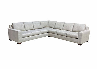 1606 Sectional w Tapered Legs