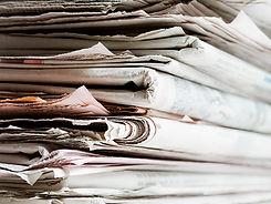 Tidningsåtervinning