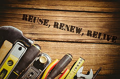 Reuse Renew Relive