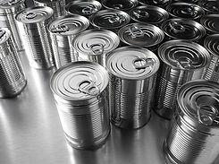 Återvunnen metall blir till nya metallförpackningar