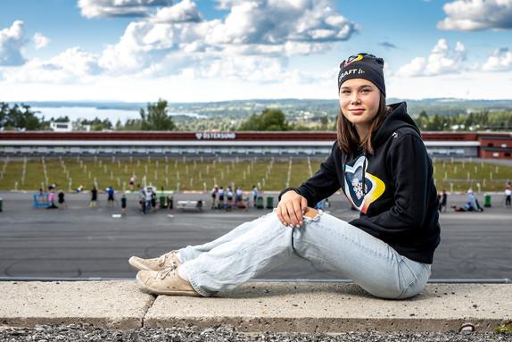 Nordiska Ungdomsspelen Mössa och Huvtröja