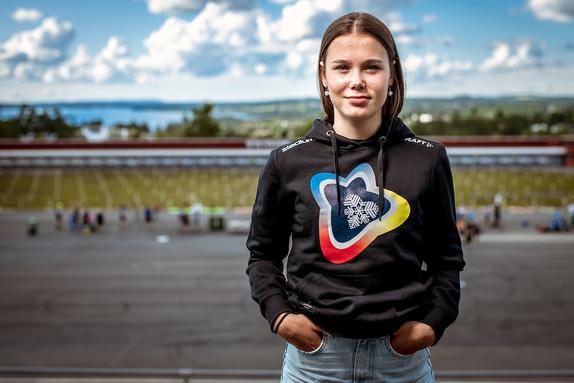 Nordiska Ungdomsspelen Huvtröja