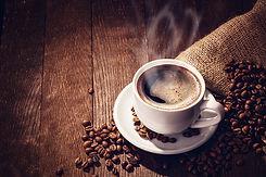 En dagstidining = 38 koppar kaffe