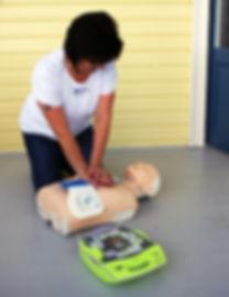 HLR - hjärt- och lungräddning
