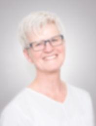 Tandsköterska Gudrun Amrén