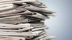 Återvinning tidningar