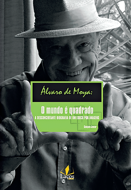 Álvaro de Moya. O Mundo é Quadrado