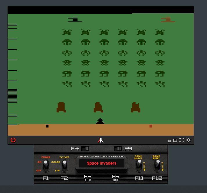 Jogo Space Invaders