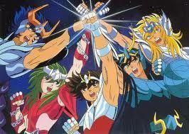 Os Cavaleiros do Zodíaco 1986