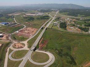 Ampliação do acesso para o Distrito Industrial do Tabão facilita chegada à Selak