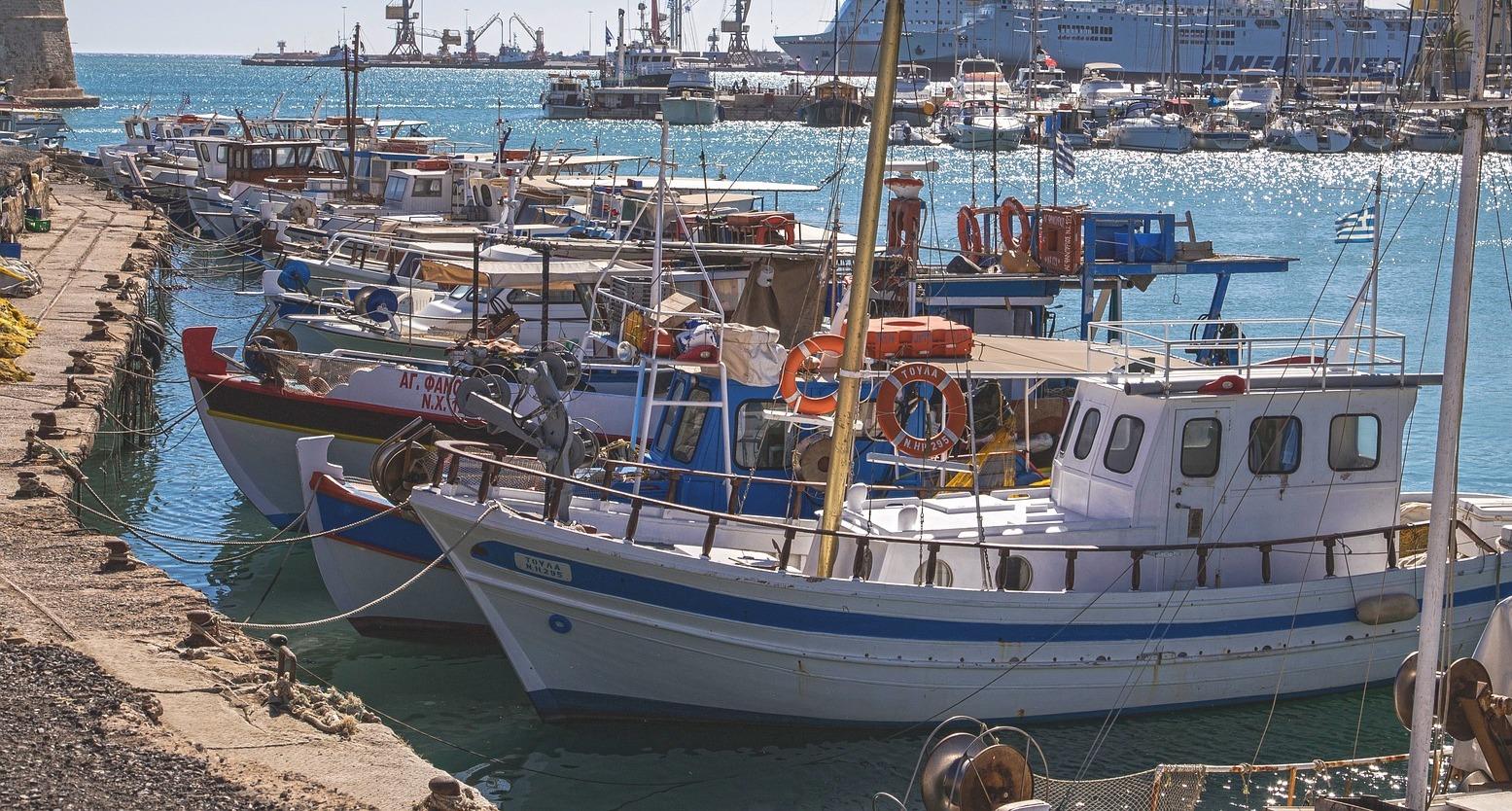 Embarcações menores