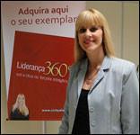 Fotos coquetel de lançamento do livro Liderança 360º