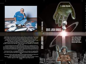 """Evento de lançamento do Livro de H. James Hutscka """"Deus joga dados"""""""