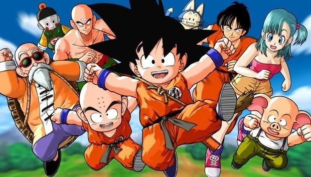 Dragon Ball 1986