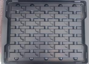 Tinta condutiva para blindagem eletromagnética
