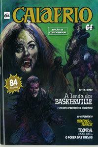 Calafrio número 64 edição especial