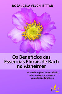 Livro Manual das Essências Florais do Sistema Saint Germain do Alzheimer