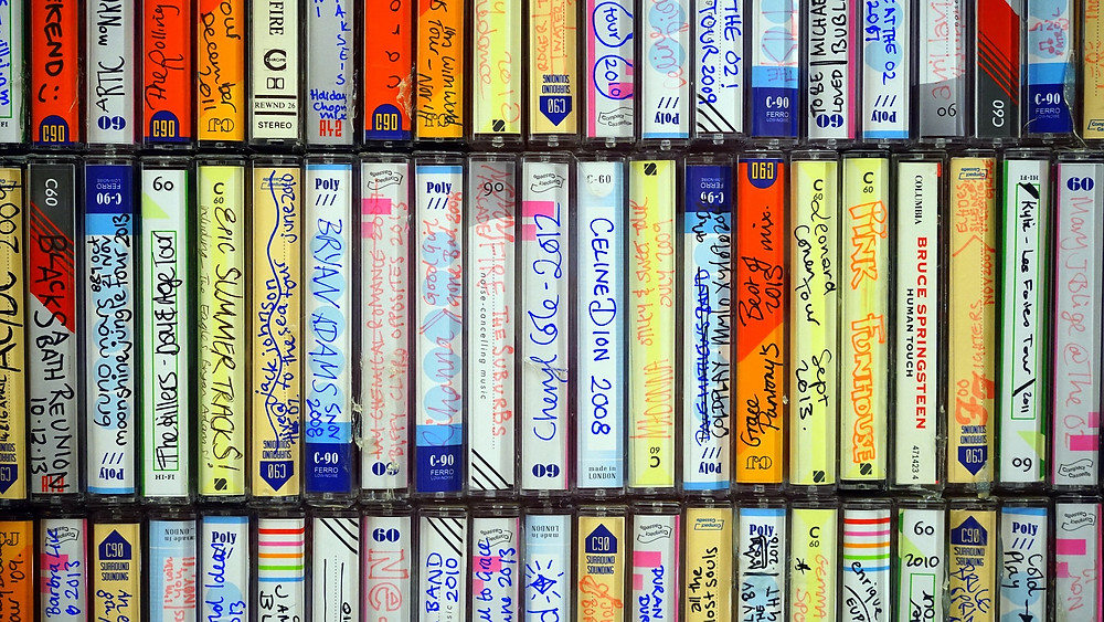 Playlist anos 80 selecionada pela Giro Retrô