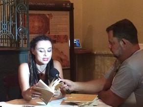 """Lançamento do livro """"Bisturi: Ator e Cinema"""""""
