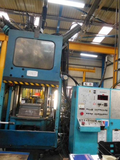REP B56Ei Injection rubber, Inyectora para caucho, machine à injecter caoutchouc