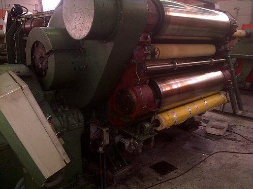 Rotocure BERSTORFF usado de 1200 mm de ancho útil