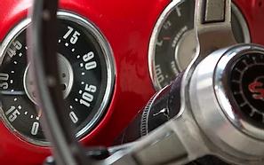 Vintage Car Steering Wheel.webp