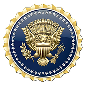 US Presidential Service Badge [PSB][3D][