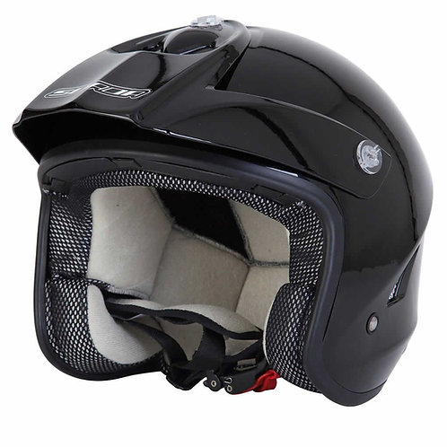 Spada Helmet Edge Trials Black
