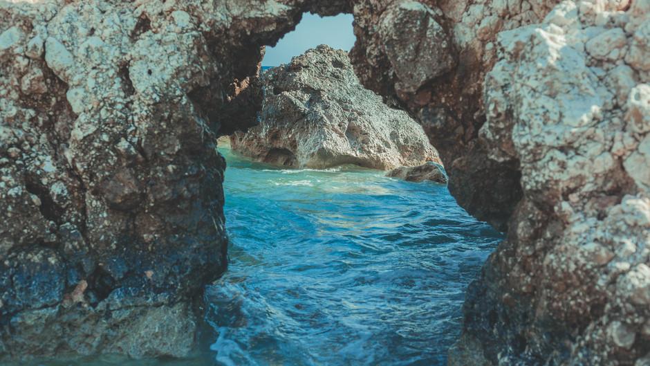 Sziklás tengerpart – a mostoha kistestvér