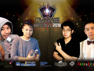 กติกา The 3rd Commandeer Invitational