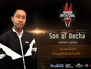 Son of Decha - เดชพล นุชพุ่ม
