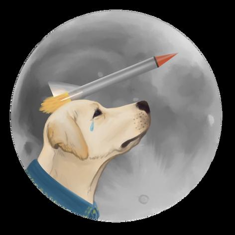 Dog Spot Art