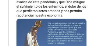 Estado laico y coronavirus; vírgenes de aquí y de allá.