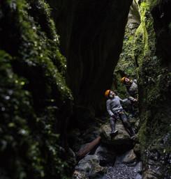 Canyoning Aotearoa Dry Chasm 210605-104.