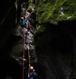 Canyoning Aotearoa Dry Chasm 210605-131.
