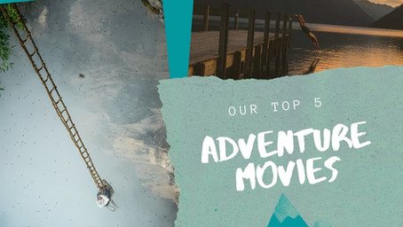 Our top 5 Adventure Documentary Films