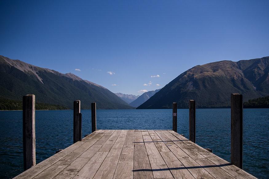 Lake rotoiti - Nelson Lakes National Par