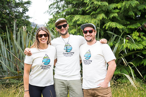 Canyoning Aotearoa Team