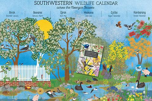 Calendar A1 Poster & 32 page Handbook