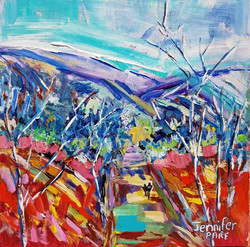 10 Walking in paradise - SOLD