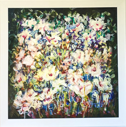 Flourishing party - SOLD