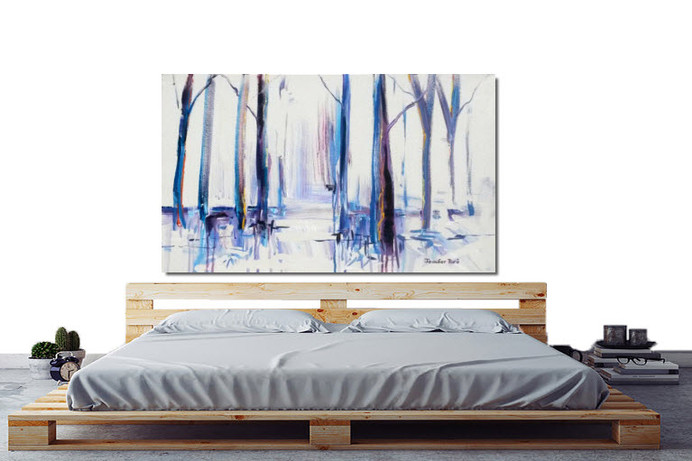 Winter wonderland in bedroom.jpg