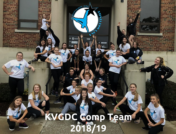 KVGDC Comp Team 2019
